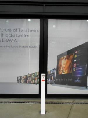 One way Vision Film on Windows