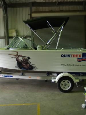 Tritan Boat